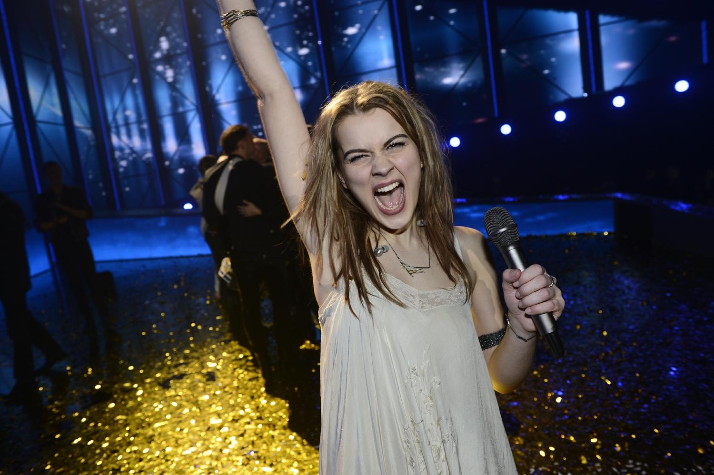 Eurovision 2013 : Emmelie de Forest sacrée ! dans Actualités emmelie-shout