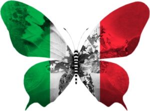 Italie-papillon