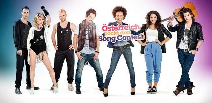 Autriche 2013 : Das sind die songs !