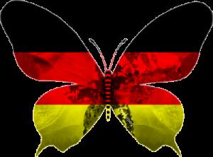 Allemagne-papillon