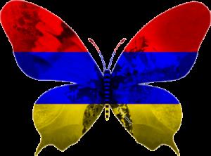 Armenie-papillon