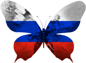 Russie-papillon