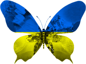 Ukraine-papillon