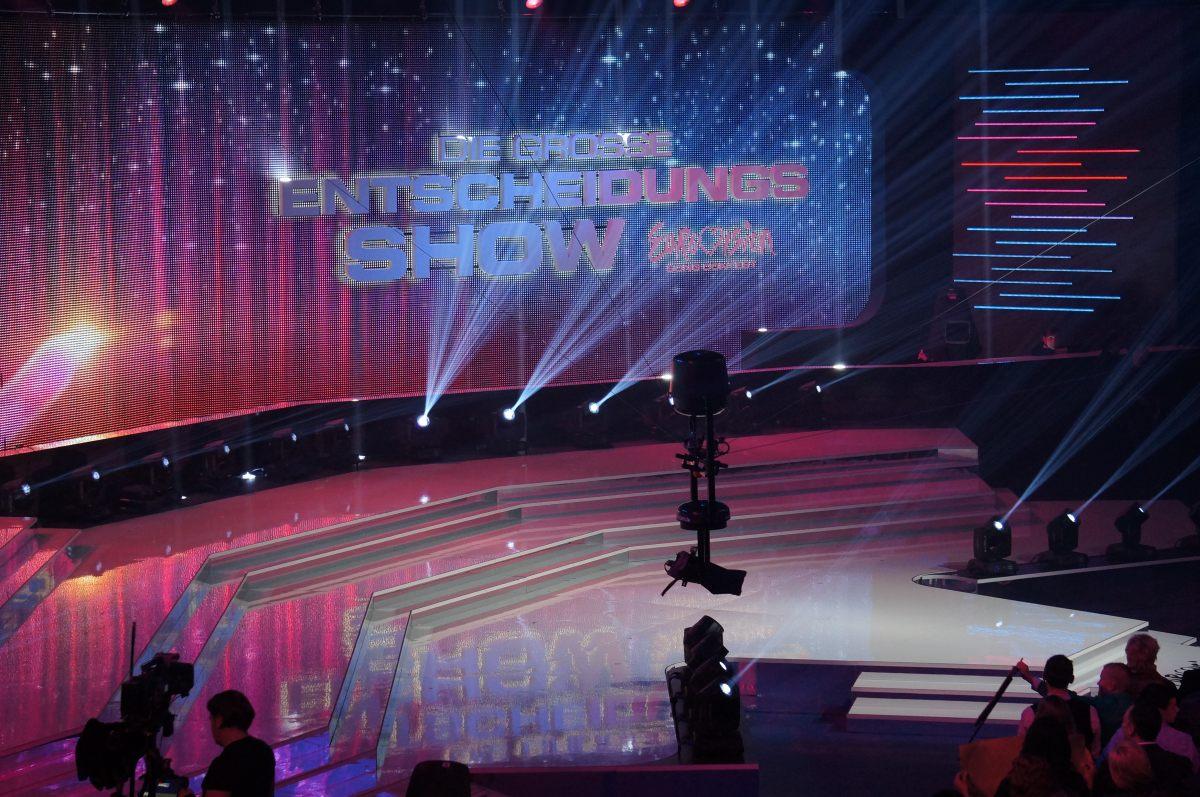 Die Grosse Entscheidungsshow : finale le 31 janvier !