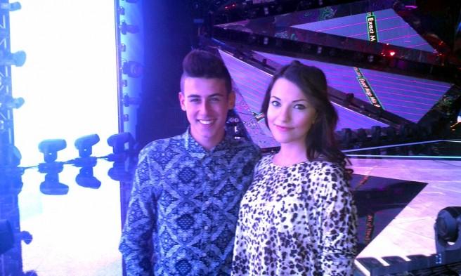 Saint-Marin : un duo Junior pour l'Eurovision