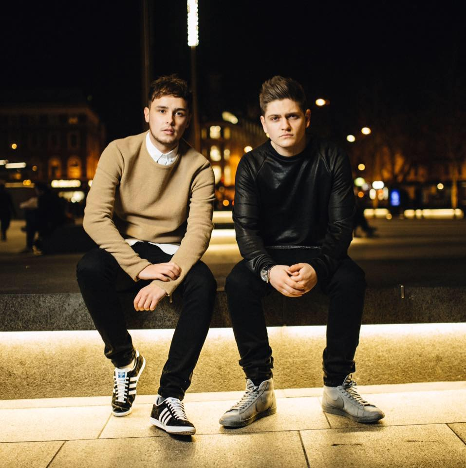 Un nouveau duo pour le Royaume-Uni