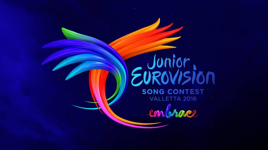 eurovision junior logo 2016 jesc