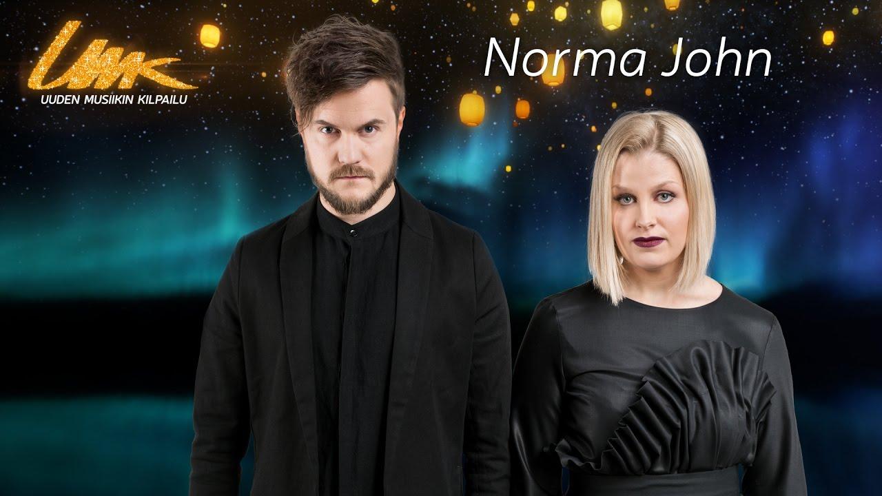 Norma John pour la Finlande !