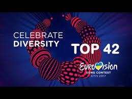 ESC 2017 : YouTube – Top 42 de 624 Tops. La Belgique, la France et la Suisse dans le Top 10 !