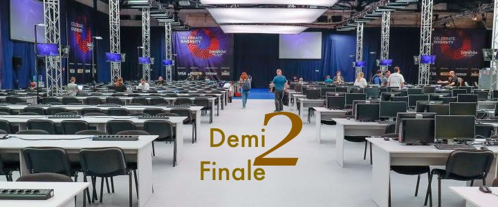 Demi-finale 2 : conférence de presse des vainqueurs (tirage au sort)
