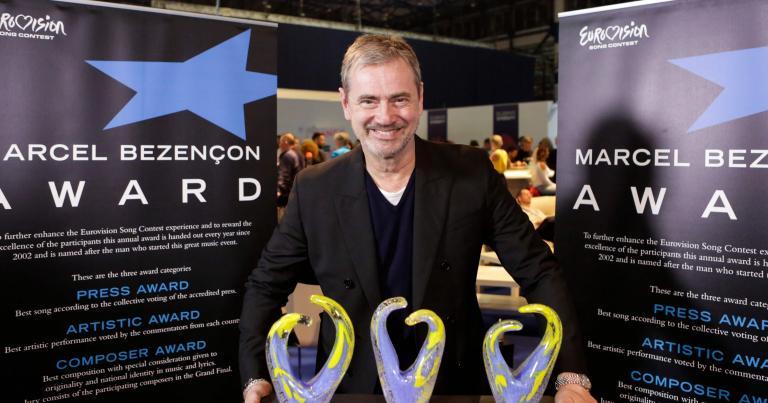 Eurovision 2017 : Prix Marcel-Bezençon