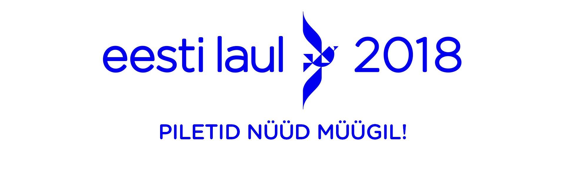Ce soir : finale de l'Eesti Laul 2018 (Mise à jour : Les qualifiés)