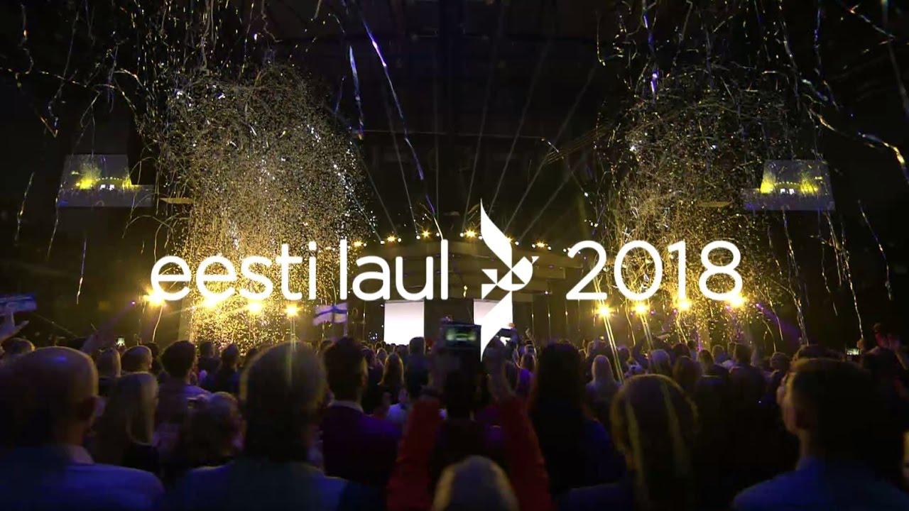 Eesti Laul 2018 : un nombre record de chansons !