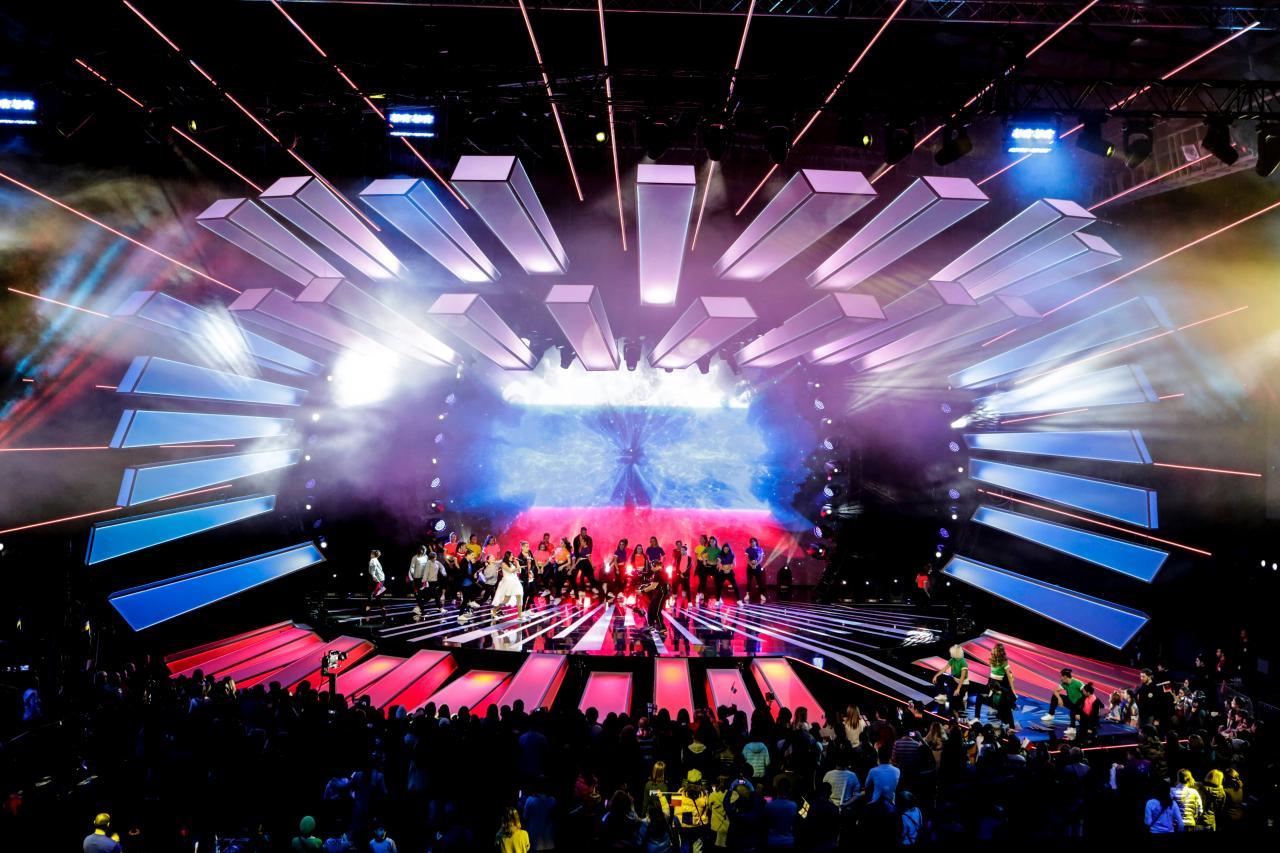 Jamais le soleil ne se couche sur la Géorgie : compte rendu de l'Eurovision Junior 2017