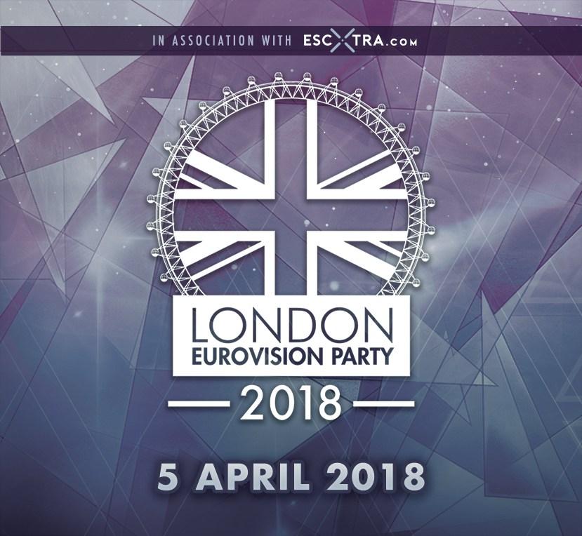 London Eurovision Party 2018 : date et lieu