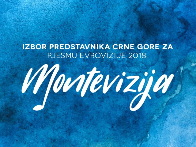 Monténégro 2018 : retour du Montevizija (Mise à jour : 30 chansons reçues)