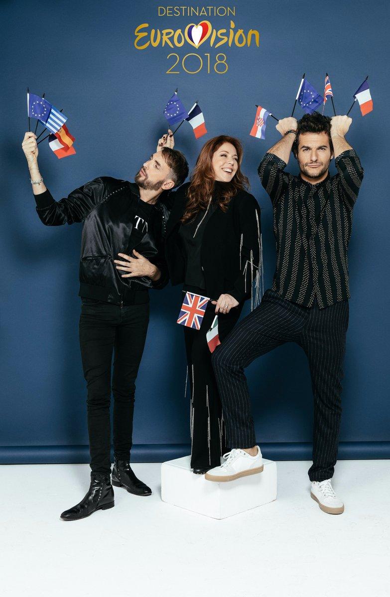 Destination Eurovision 2018 : bilan de la conférence de presse (Mise à jour : aussi sur TV5 Monde)