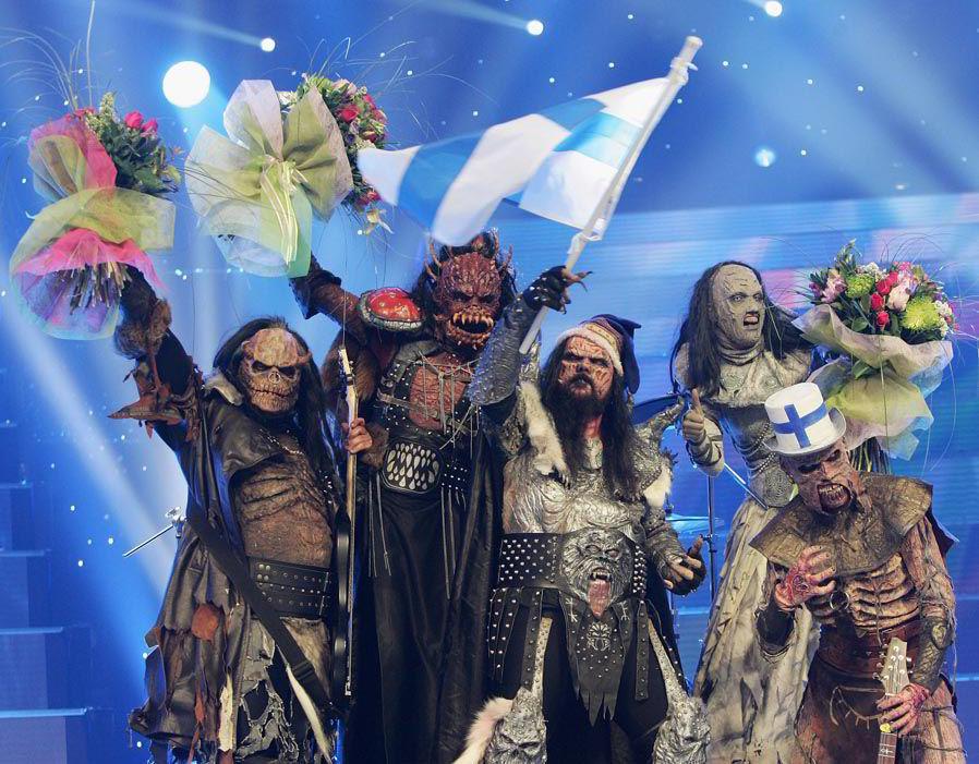 Votre Eurovision «vintage» : Athènes 2006