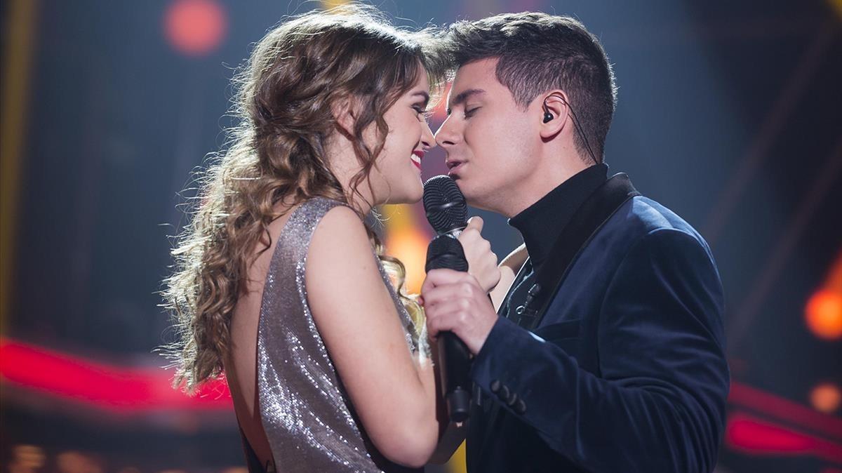 Espagne 2018 : évaluez la chanson