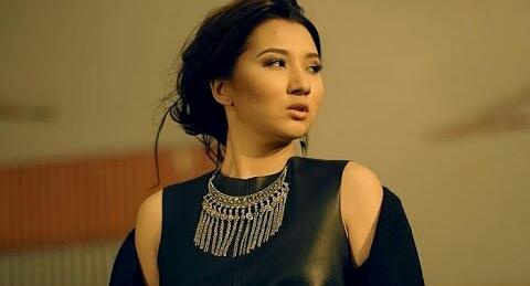 photo de Ayree. Chanteuse pop du Kazakhstan