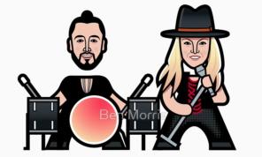 Suisse 2018 : découvrez la nouvelle version explosive de «Stones» – Le duo Zibbz n'a pas encore dit son dernier mot !