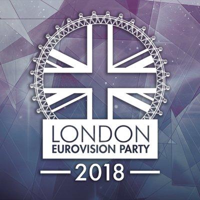 Ce jeudi : London Eurovision Party 2018