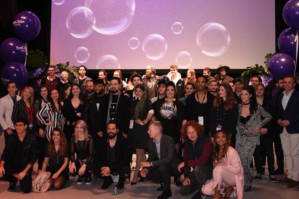 Eurovision in Concert 2018 à Amsterdam : analyse et sondage