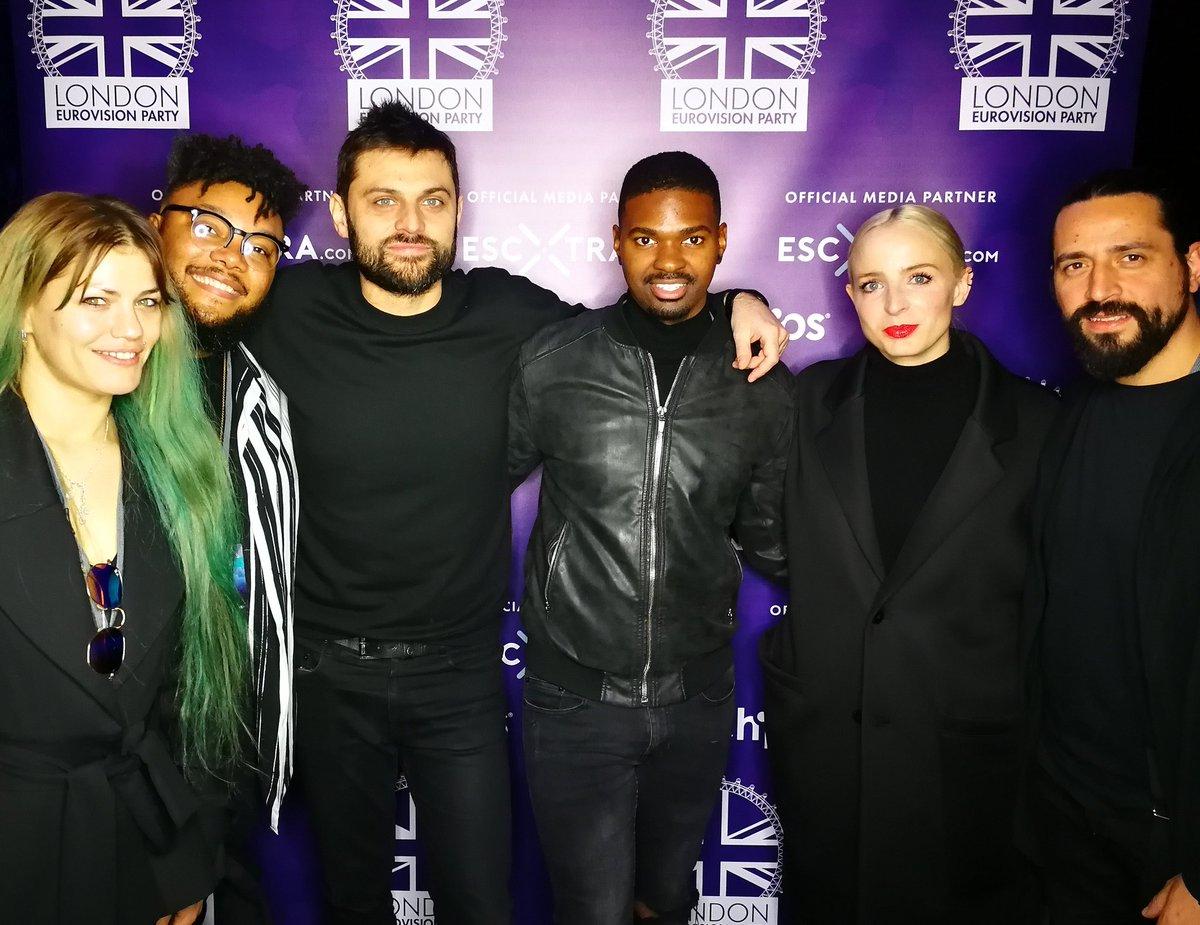 Eurovision Party 2018 à Londres : compte rendu et sondage