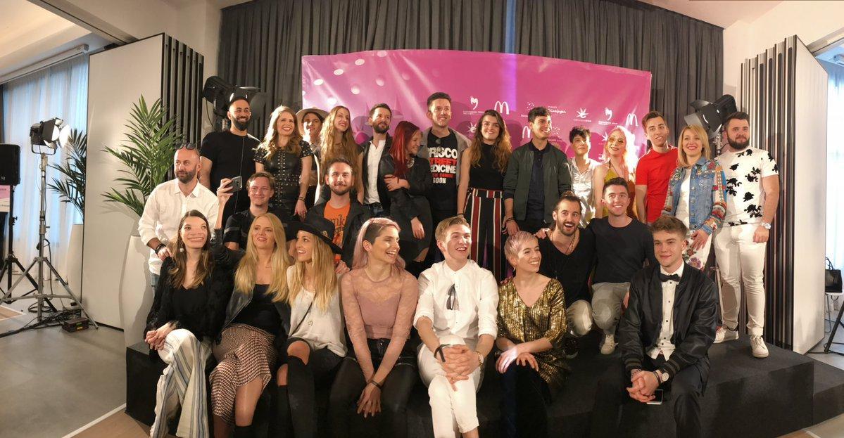 Eurovision PreParty 2018 à Madrid : analyse et sondage