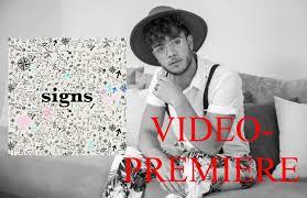 La parenthèse.ch : découvrez le nouveau single de Luca Hänni  «S I G N S» !