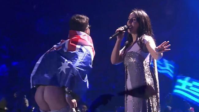 photo de Jamala eurovision 2017 intrus