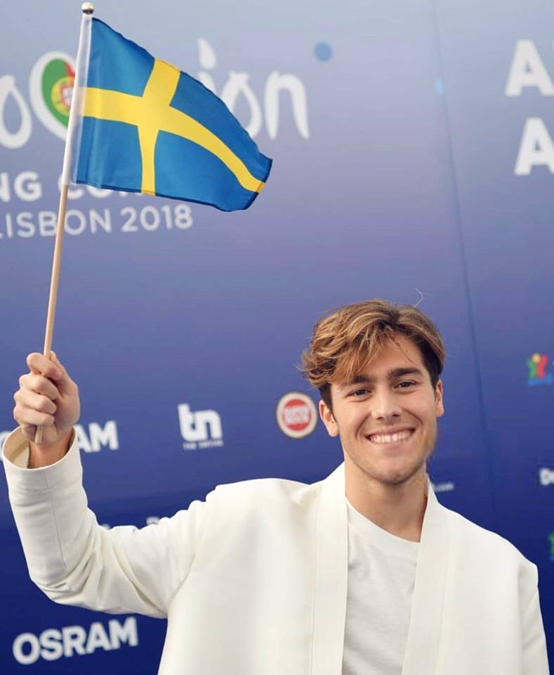 Eurovision 2018 : album souvenir de la Suède