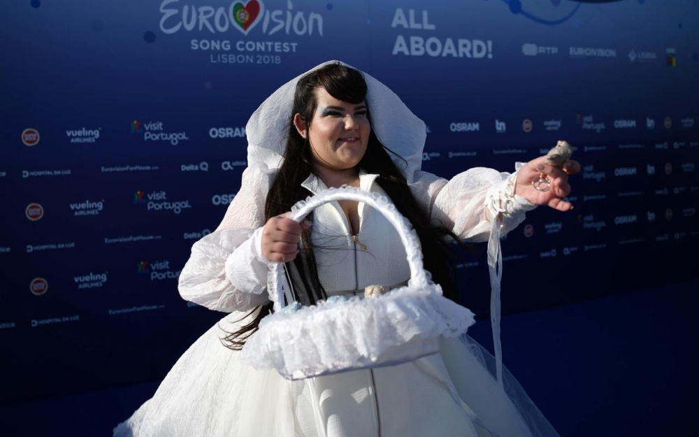 Eurovision 2018 : album souvenir d'Israël