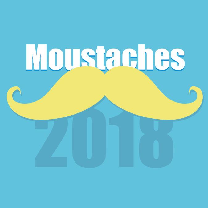 Moustaches 2018 – Cérémonie d'ouverture