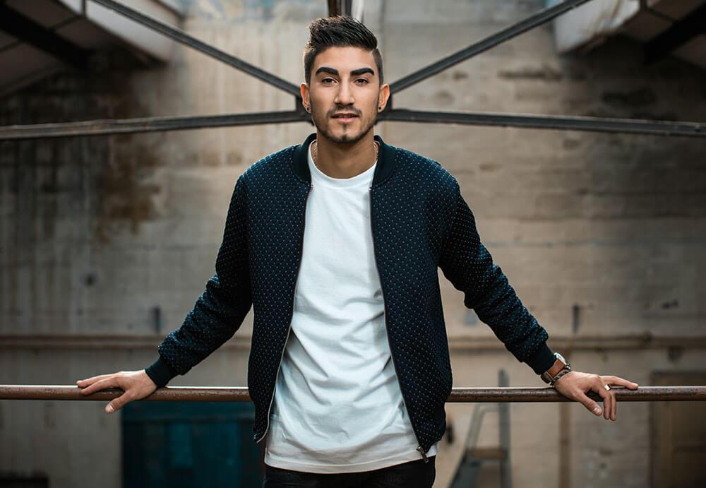 Destination Eurovision 2019 : Mickaël Dos Santos ?