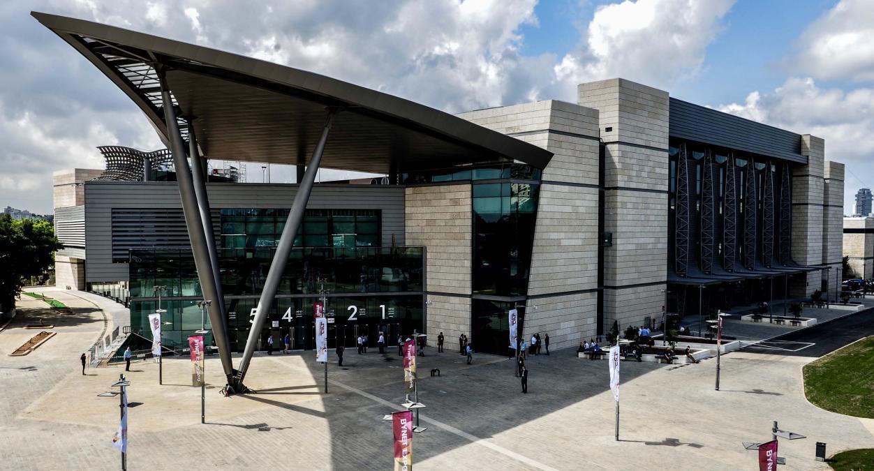 Tel Aviv 2019 : début des travaux au Convention Center (Mise à jour : nouvelles images)