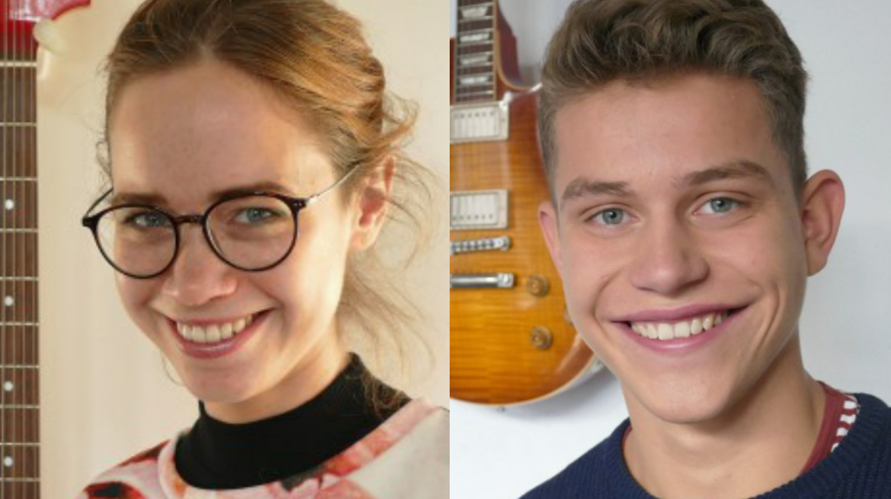 photo de Lilly Among Clouds et Gregor Hägele - sélection Allemagne Eurovision 2019