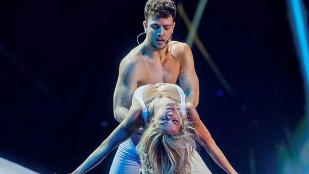 Luca Hänni danse et chante sur son titre «Bei Mir»avec Helene Fischer, la plus grande star allemande !