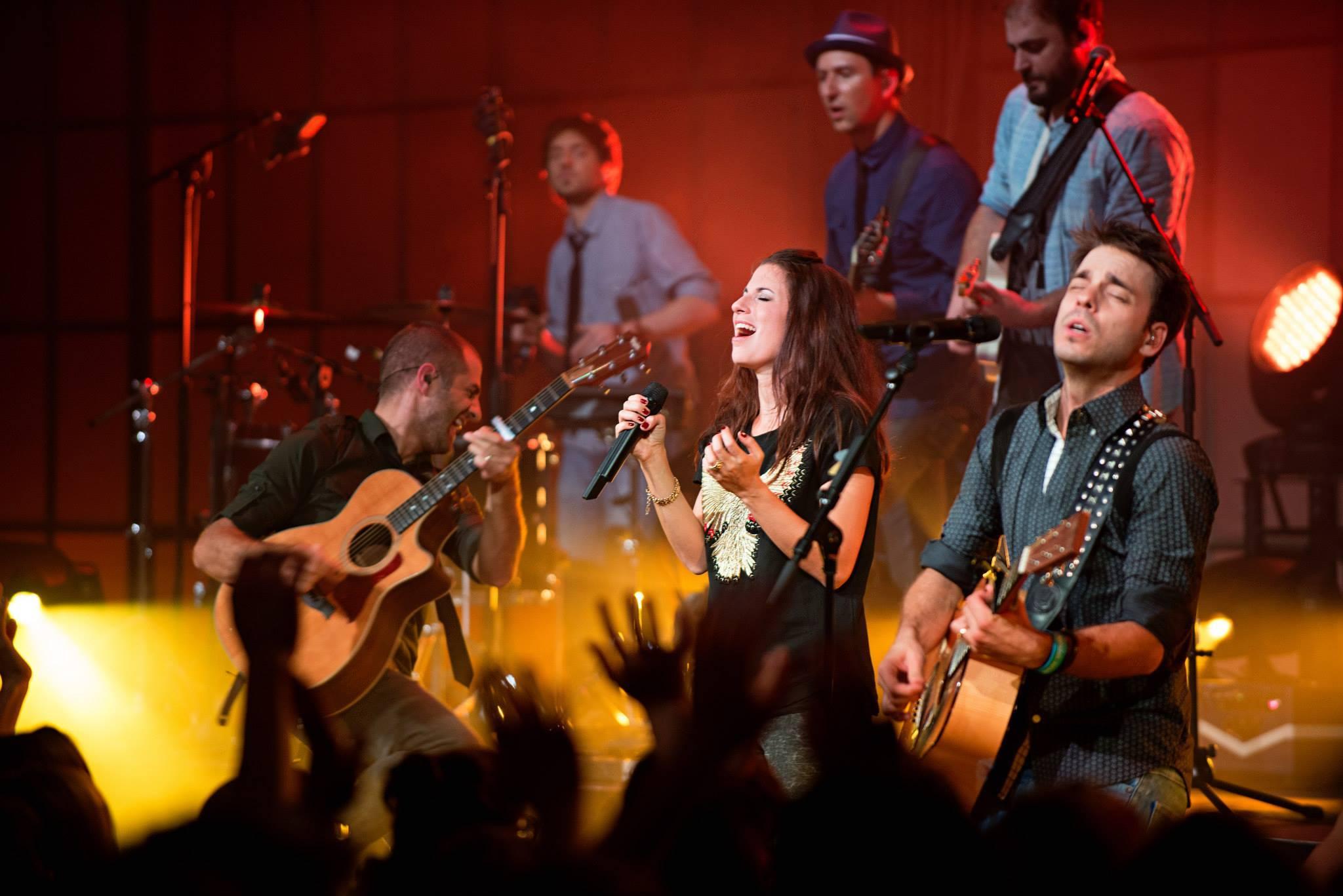 SWISS MUSIC PORTAL: «ICF Worship», Un groupe pop suisse de «Christian Music» et de «Hillsong» !