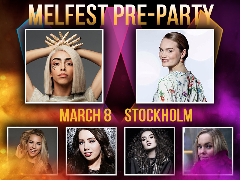 MelFest Pre-Party 2019 : compilation des prestations