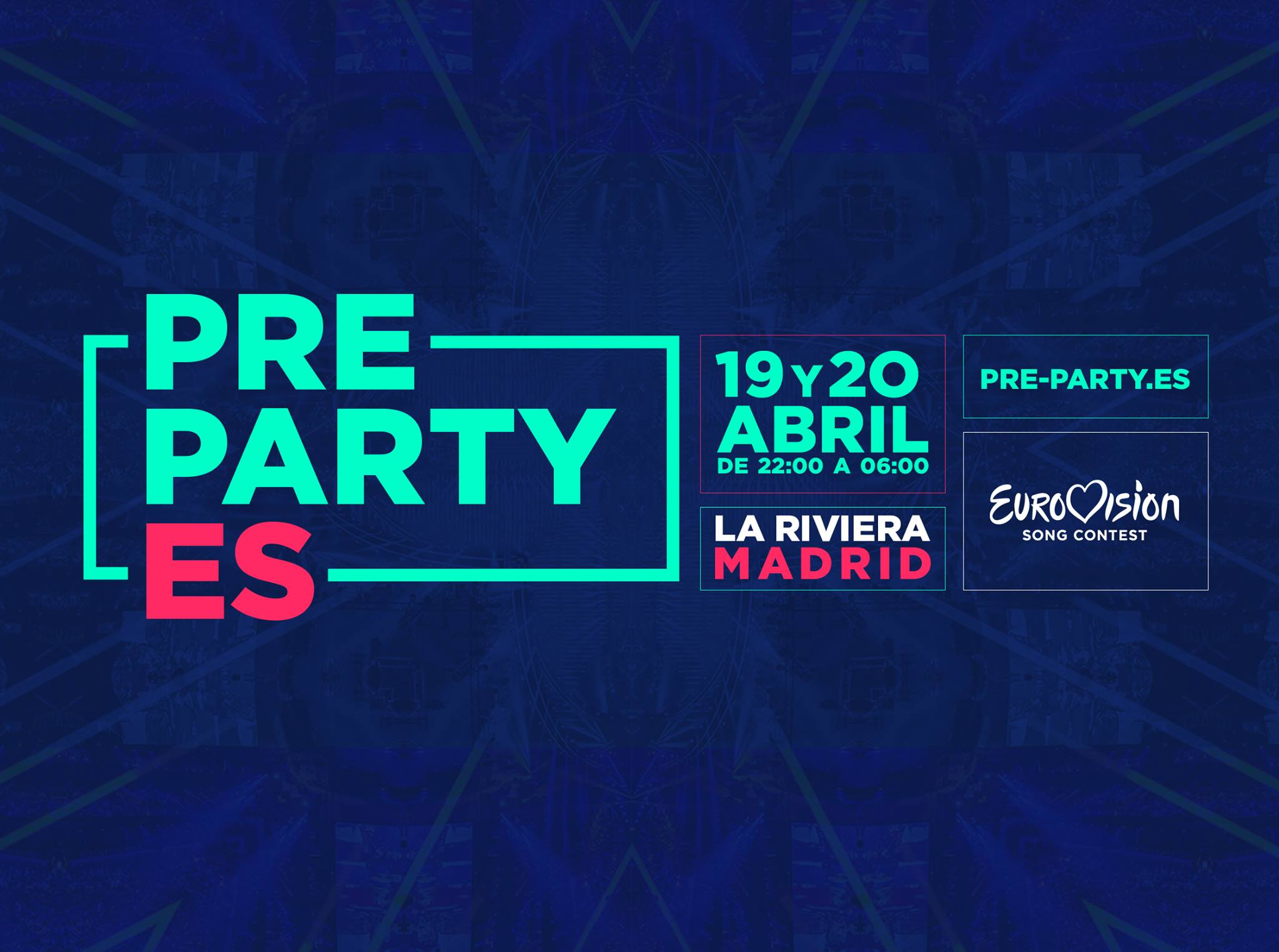 Ce week-end : Eurovision Spain PreParty 2019