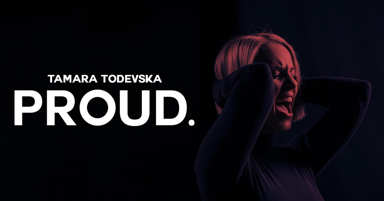 Macédoine du Nord 2019 : découvrez «Proud»