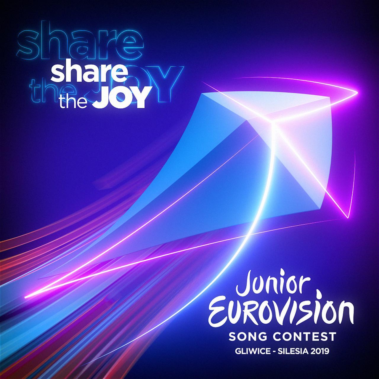 Eurovision Junior 2019 : slogan et logo