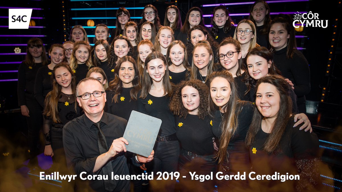 Choeur Eurovision 2019 : à la découverte de Ysgol Gerdd Ceredigion