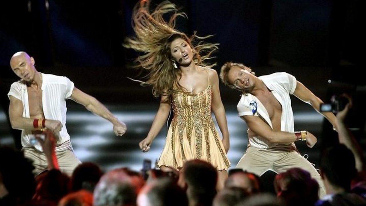 Votre Eurovision «vintage» 2005 : les résultats