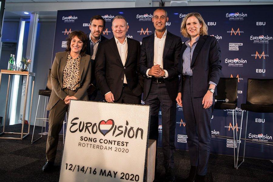 Rotterdam 2020 : conférence de presse (Mise à jour : signature officielle)