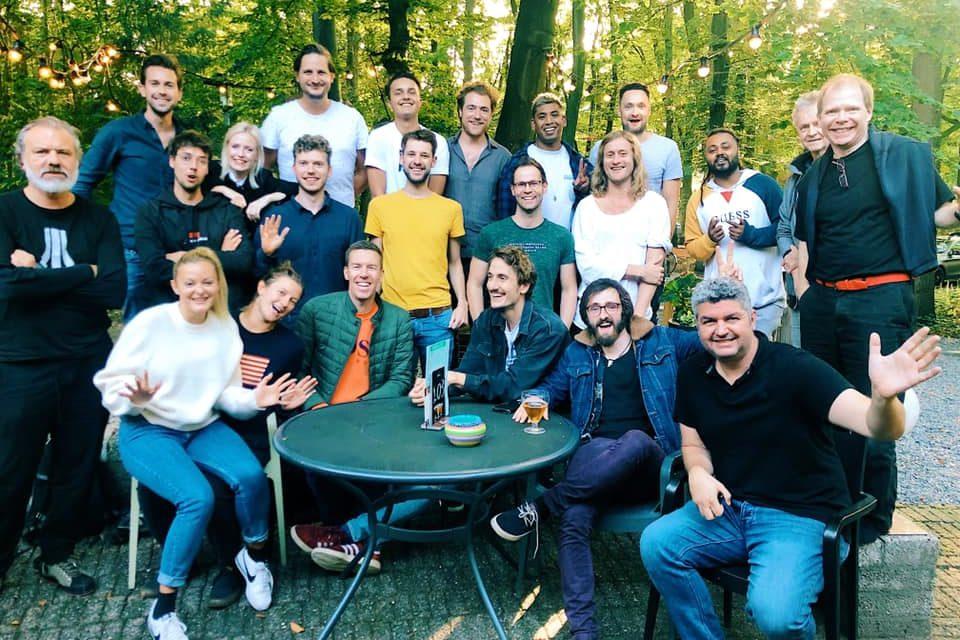 Rotterdam 2020 : camp d'écriture à Amsterdam