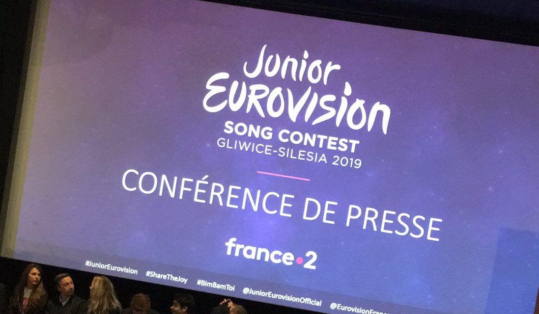 France Junior 2019 : conférence de presse