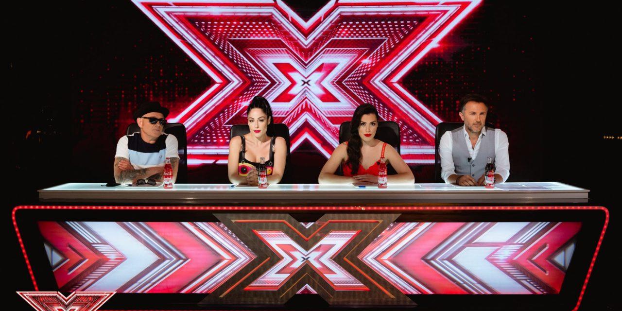 Ce soir : début du X Factor Malta 2020 (Mise à jour : résumé de la soirée)