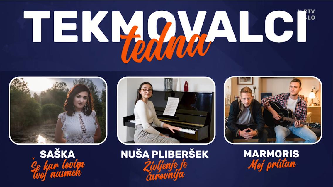 Slovénie 2020 – EMA FREŠ : finale de la semaine 3 [Mise à jour : Saška et Marmoris en finale]